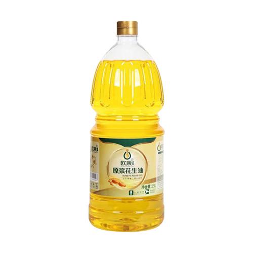 2.5L原浆花生油