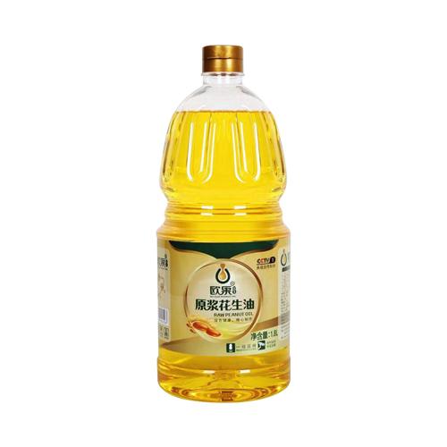 1.8L原浆花生油